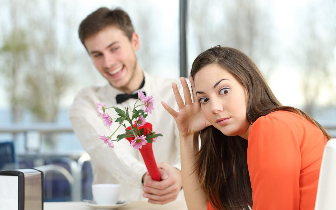Los 5 errores mas frecuentes para encontrar pareja